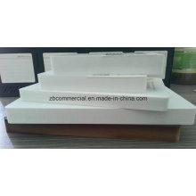 Tablero de espuma de PVC Celuka 2050 * 3050 mm (8-10 mm de espesor)