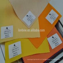 Venda quente De Lã / 98 Lycra / 2 tecido colorido para o vestido / ternos