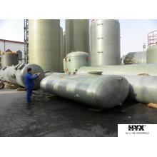 Tanque FRP para Transporte Químico