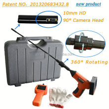 Push Rod Pipe Inspection Camera plumbing detector drain inspection drain sewer services