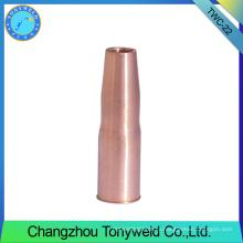 Tweco миг сварочной горелки газовые сопла сварочных материалов 22-62