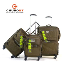 Chubont Leisure Waterproof 3 PCS Trolley Case on Sale