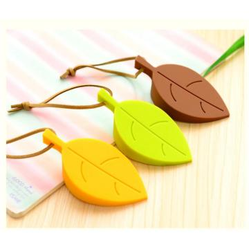 Leaf Shape Silicone Slip-resistance Door Guard Stopper