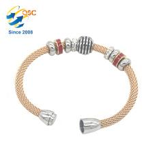 Populärer Schmuck-neue stilvolle spezielle Frauen-Armband-Charme-Armband-Metall