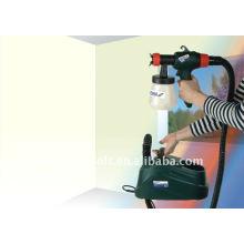HVLP Pistolet pulvérisateur de peinture à l'air pulvérisateur 900W