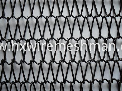 round_wire_helix_woven_mesh_for_curtain_wall_conveyor_belt_spiral_architectural_mesh