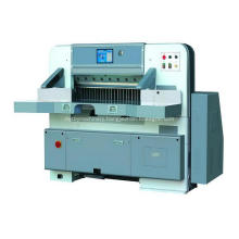 Touch Screen Paper guillotine Machine