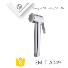 EM-T-A049 Wholesale sanitary accessory Bidet Sprayer Shattaf For Toliet Cleaning