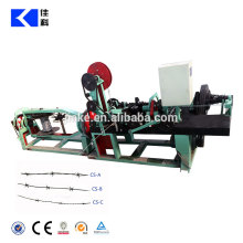 High Speed Safety Barbed Wire Making Equipment