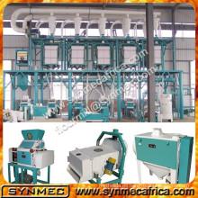 máquinas de molienda de maíz costo, molino de maíz para Kenia, molino de martillo de molienda de maíz