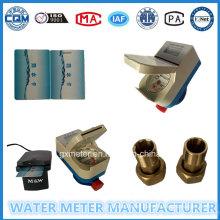 Prepaid Smart Wet Type RF Card Water Meter of Dn15mm
