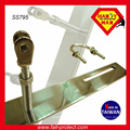 Lifeline System Cable Wire Rope Guide para cabo de 8mm