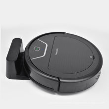 """Robot Vacuum 2000PA & Mapping Robotic Vacuum Cleaner Wi-Fi Connectivity 2.7"""" Super-Thin"""