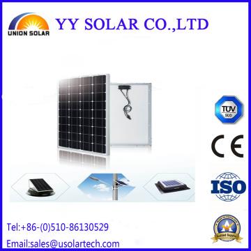90 Вт / 95 Вт солнечная панель для системы солнечной вентиляции