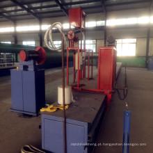 Tubulação da máquina de enrolamento do filamento da tubulação de FRP / GRP que faz a máquina