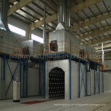 Machine de production de peinture électrophorétique d'anode