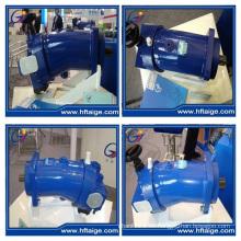 Motor de pistón con 95% de eficiencia de volumen como sustitución de Rexroth