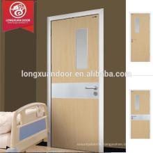famous design door pvc toilet door hospital door                                                                         Quality Choice