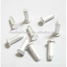 Small Custom Special Aluminum Flat Head Screw