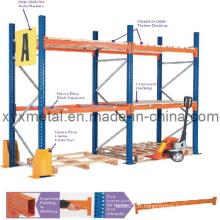 Facile à installer et à assembler des étagères de racks de rangement d'entrepôt
