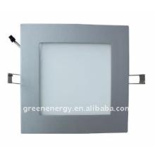 LED-Deckenplatte Licht, LED-Deckenbeleuchtung Panel 10W, führte quadratische Deckenleuchte