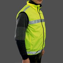 Случайная спортивная куртка / отражающий жилет / отражающий Джерси