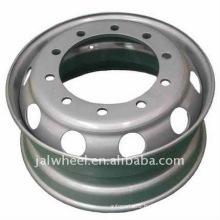 22.5x6.75'' Tubeless Truck Steel Wheel Rim