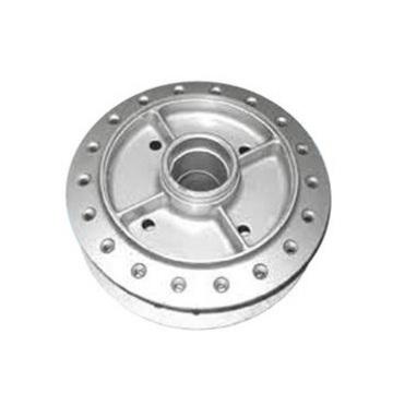La aleación de aluminio a presión el cubo de rueda de bicicleta eléctrico