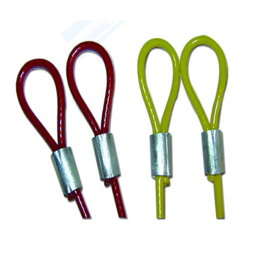 Conjunto de cable de acero inoxidable
