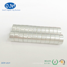 Rare Earth Magnets Axial Magnetized Direction (Through Thickness)
