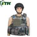 Бронежилет тактической бронежилета Армии Безопасности