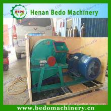 Triturador de madeira móvel de alta produção & triturador de madeira pequeno & triturador de madeira do motor diesel