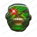 Knipperende pin, knipperende badge, LED-knipperende pin