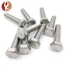 DIN921 Gr5 Titanium Hex Flange Bolt M8*30 For Sale