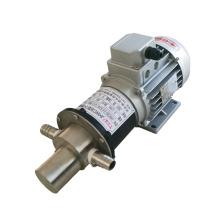 Pompe à engrenages magnétique en acier inoxydable micropompe de haute qualité à petit débit