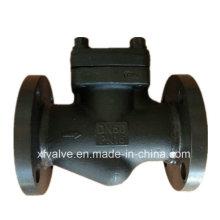 Кованная Углеродистая Сталь A105 Фланец Торцевой Подъемный Клапан