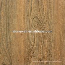 Decoration material wood finished ACM aluminum composite panel