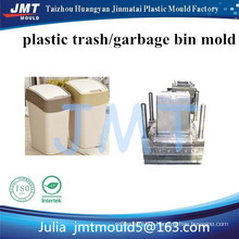 OEM high quality waste paper basket bin plastic injection mold manufacturer