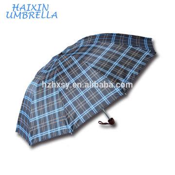 """24 """"* 10K parapluie de treillis d'hommes de grande qualité"""