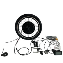 20inch 26inch 27.5inch 48V1000W smart controller built in motor ebike conversion kit with battery option