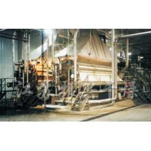 Machine de séchage chimique série HG / Cylinder Scratch Board Dryer
