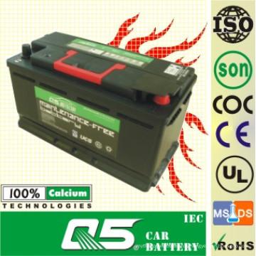DIN-58515 12V85AH MF Recycle für Autobatterie