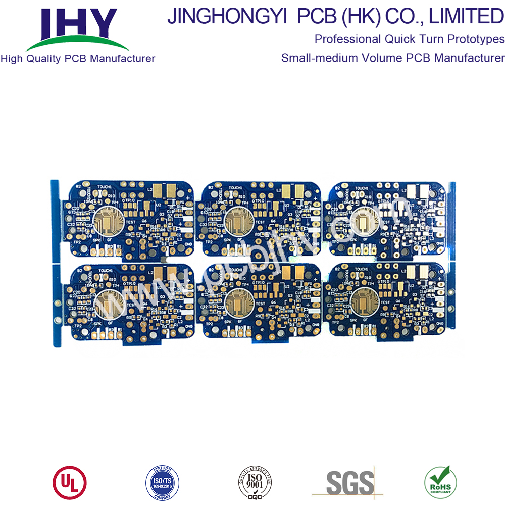 Immersion Gold 4 Layer PCB