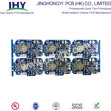 Finitura superficiale in oro a immersione a 4 strati PCB
