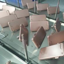 máquina de recubrimiento al vacío de metalización de plástico de venta caliente