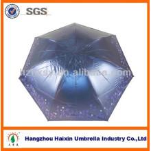 Superschlank PA Beschichtung Anti-UV-Licht Bleistift Regenschirm