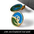 factory Wholesale High-quality personality Enamel Pins and Badges portrait Custom Hard Enamel Pin