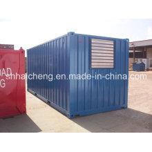 Casas prefabricadas prefabricadas de la casa del contenedor