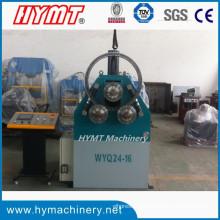 Máquina dobladora perfiladora de barras de acero WYQ24-16 PLC