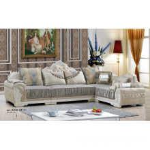 Best Quality New Classic Fabric Sofa, Saudi Arab Sofa (A858)